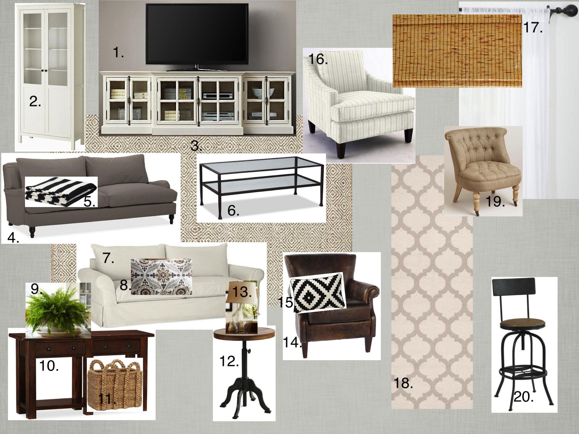 Montgomery Living Room