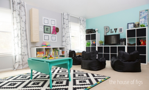 The House Of Figs Playroom