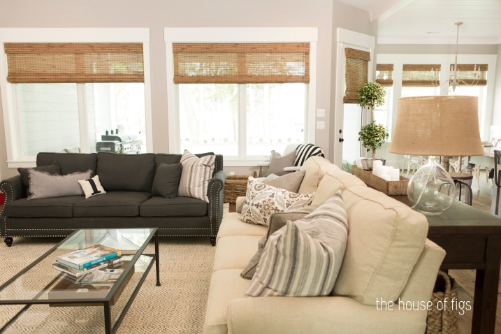 Living Room // The House of Figs